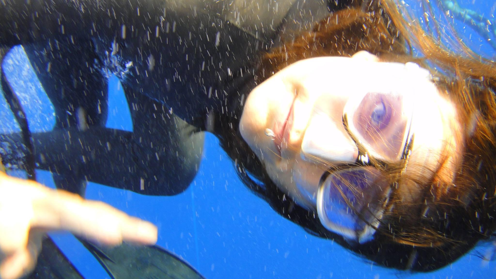 Meine Erfahrung mit Freediving