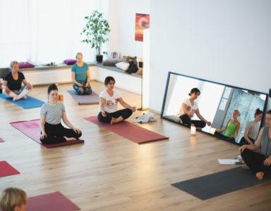yoga kompakt Kurs teil 2 duisburg