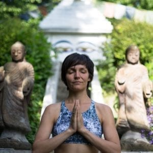Ostern Yoga und Meditation – Schweige-Retreat (mit Nica, 15. – 18. April 2022)