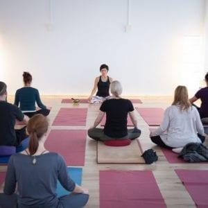 Vyayamas, Pranayama, Meditation – auf Spendenbasis (mit Nica, So. 02.02.20)