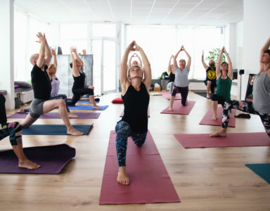 Yoagna Yoga Duisburg Yogastudio