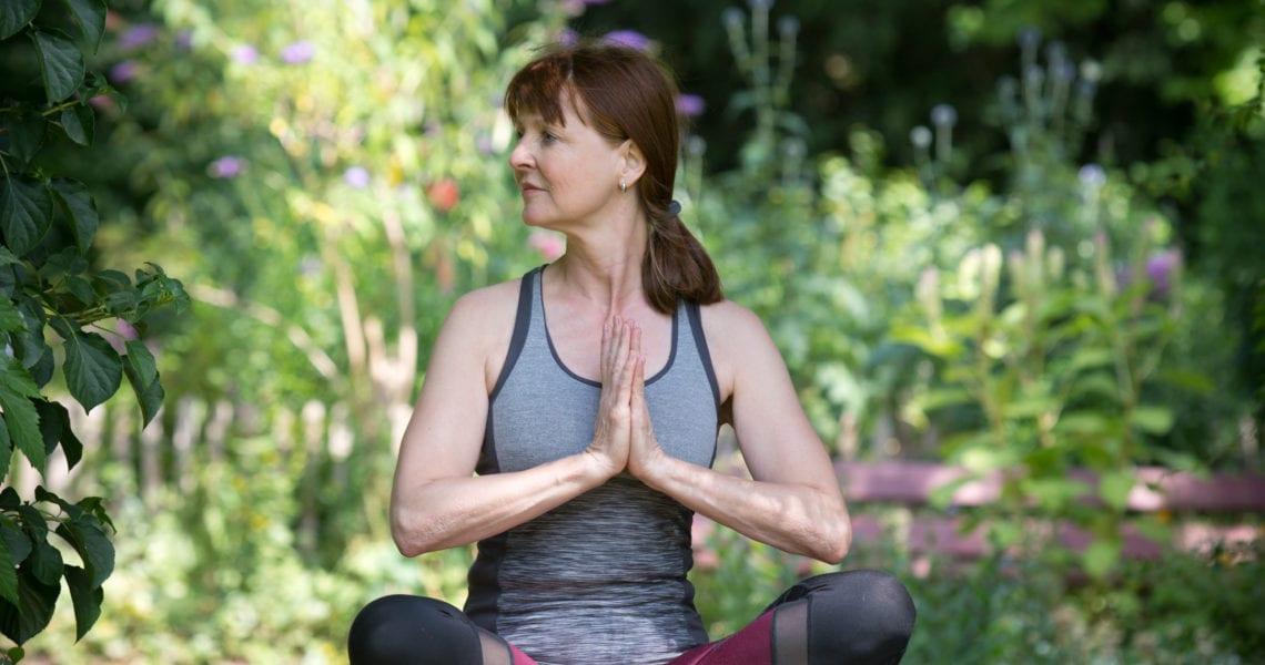 Namaste-Mudra: Mudra der Dankbarkeit
